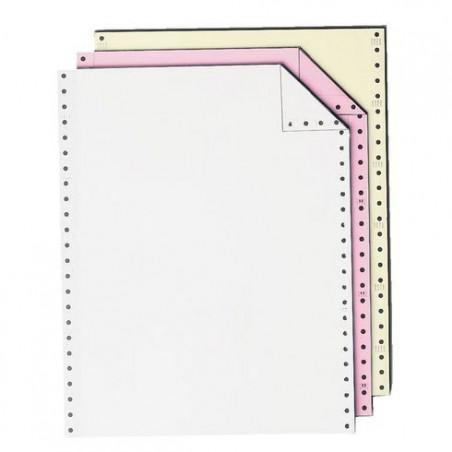 Papier Listing 3ex 11x38 cm / 500 Feuilles