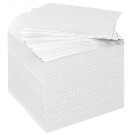 Recharge bloc cube Blanc