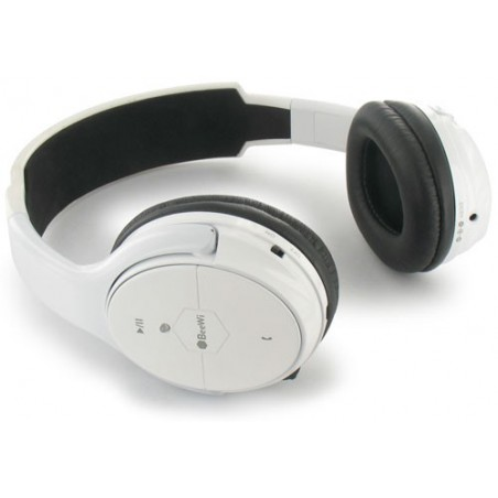 Casque Micro Bluetooth Modecom MC-900B PURE