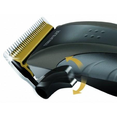 Tondeuse cheveux 4 Peignes amovibles
