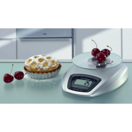 Balance de cuisine Electronique Siena Plateau Verre SOEHNLE / 3 Kg