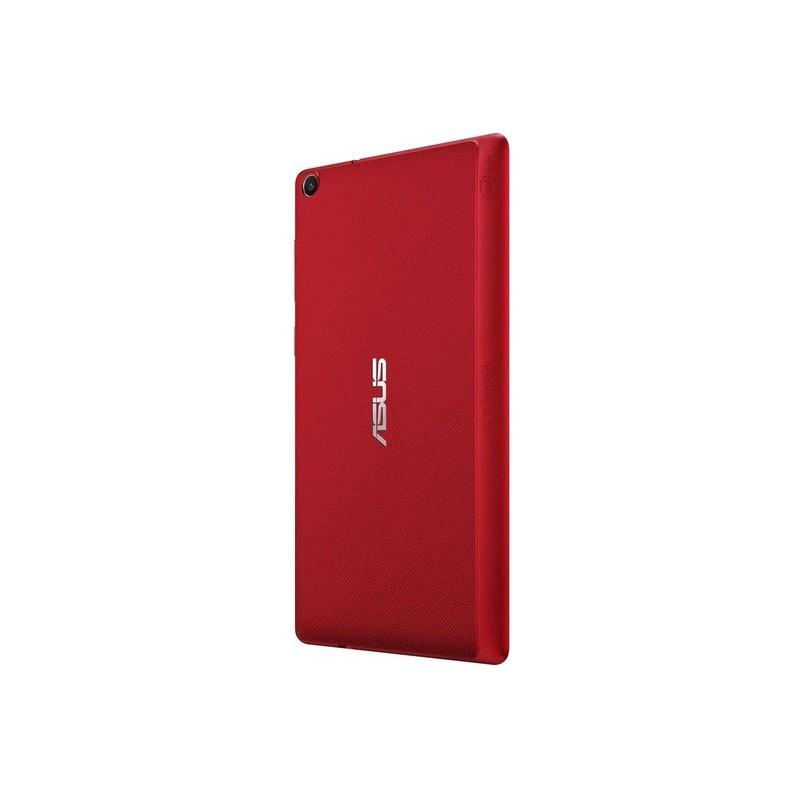 tablette asus zenpad 7 0 3g double sim rouge etui. Black Bedroom Furniture Sets. Home Design Ideas