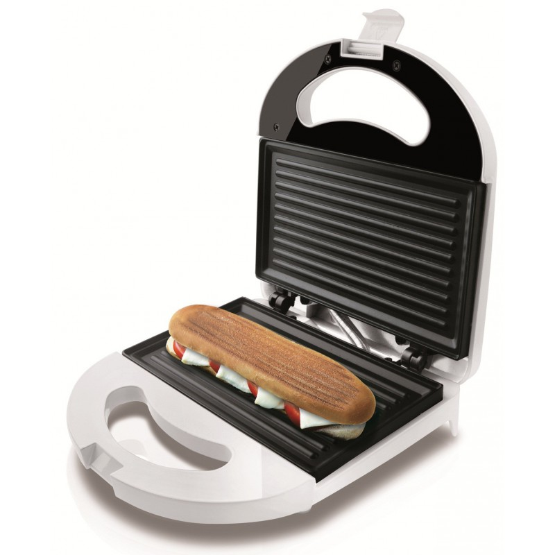 Sandwich maker panini taurus miami grill for Appareil convivial