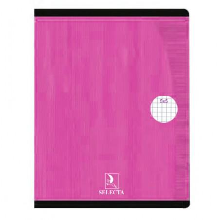 Cahier piqué Selecta A4 / 96 pages 5x5