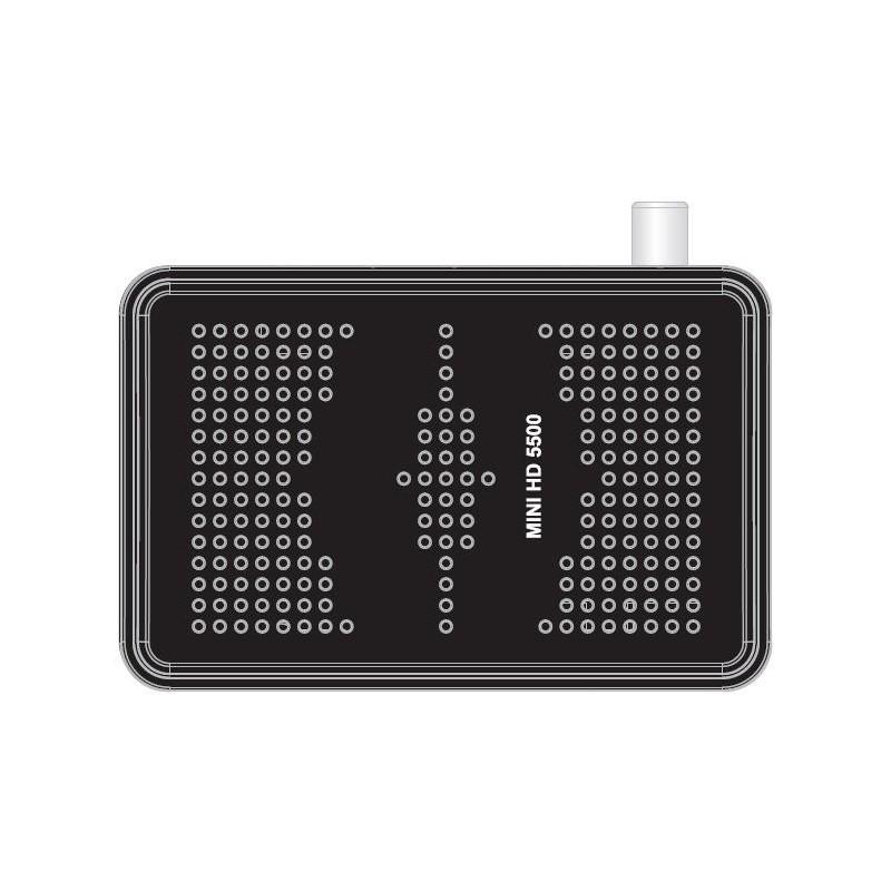 Récepteur SamSat Mini HD 5500 / Wifi