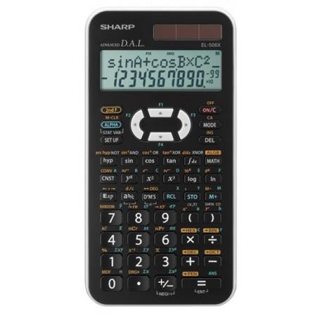 Calculatrice Scientifique Sharp EL-506X / Blanc