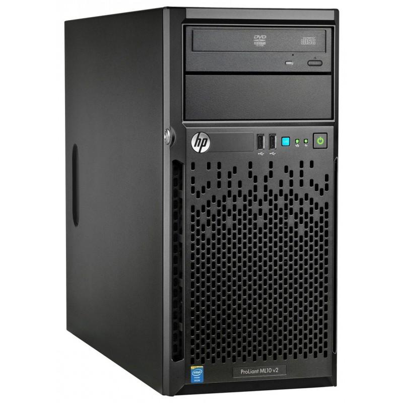 Serveur HP ProLiant ML10 v2 / Xéon E3-1220v3 / 2To