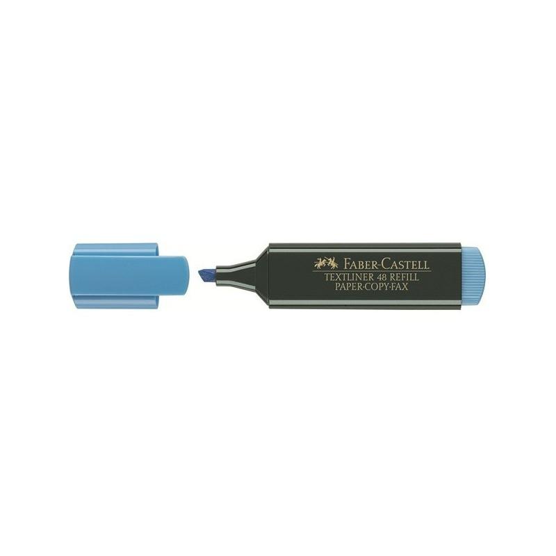 Surligneur Faber-Castell TEXTLINER 48 / Bleu