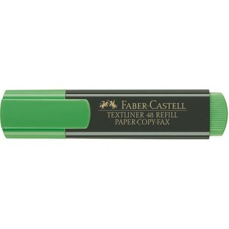 Surligneur Faber-Castell TEXTLINER 48 / Vert