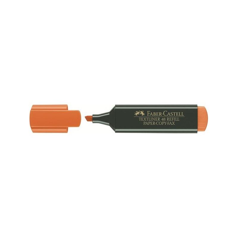 Surligneur Faber-Castell TEXTLINER 48 / Orange