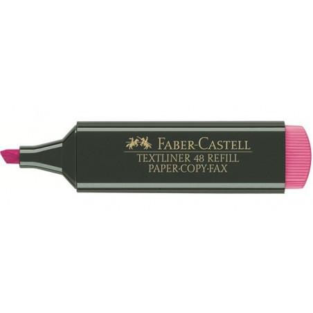 Surligneur Faber-Castell TEXTLINER 48 / Rose