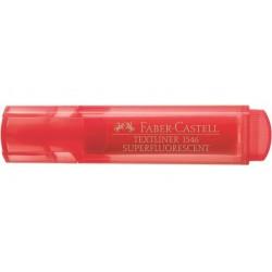 Surligneur Faber-Castell TEXTLINER 1546 / Rouge