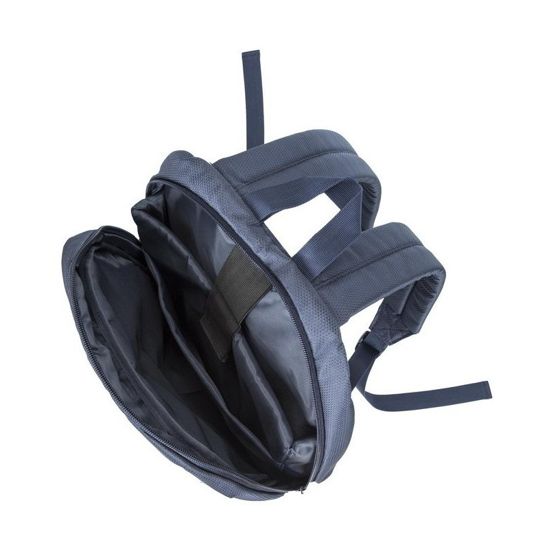 sac dos rivacase 8065 pour pc portable 15 6. Black Bedroom Furniture Sets. Home Design Ideas