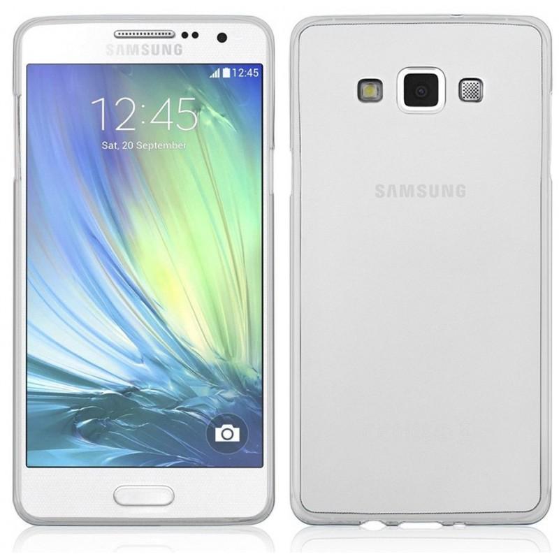 Coque en Silicone Pour Samsung Galaxy A7