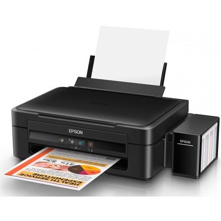Imprimante Multifonction a réservoir intégré Epson L210 3en1