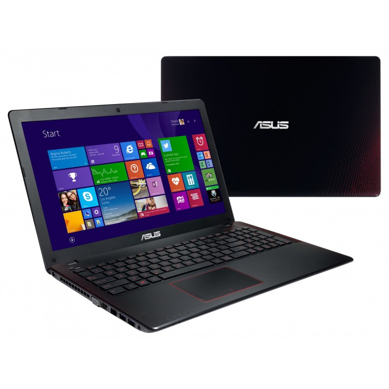 Pc portable Asus X550JX Light gaming/ i7 4é Gén / 12 Go