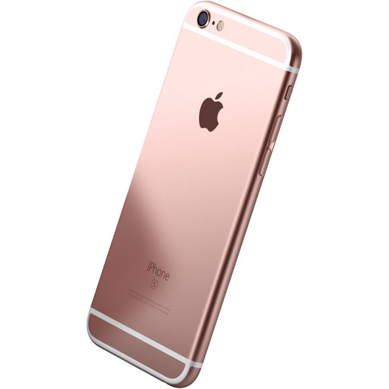 t l phone portable apple iphone 6s 16 go or rose. Black Bedroom Furniture Sets. Home Design Ideas