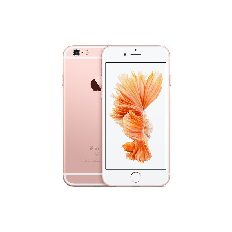 t l phone portable apple iphone 6s 64 go or rose. Black Bedroom Furniture Sets. Home Design Ideas