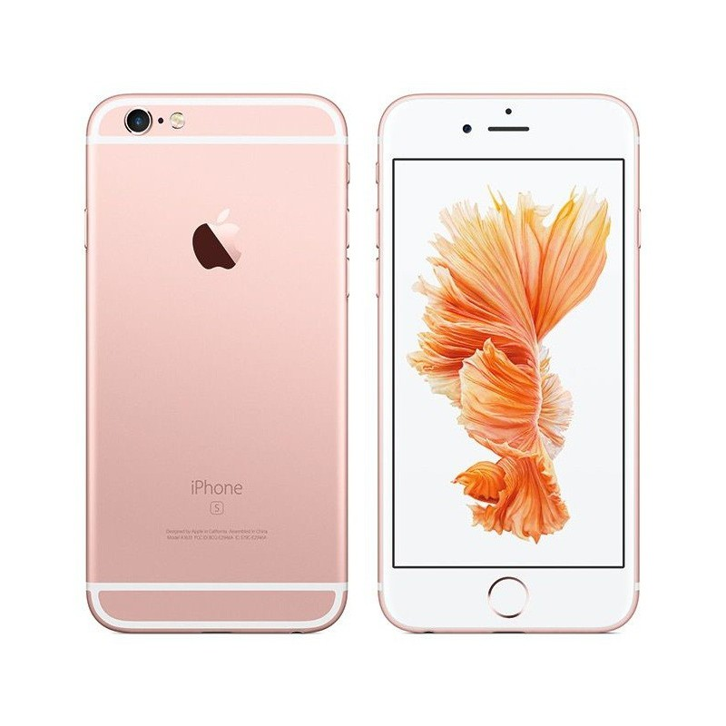 Téléphone portable Apple iPhone 6s / 128 Go / Or Rose