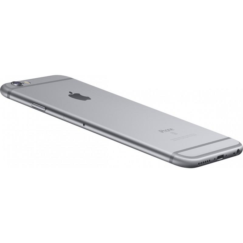 t l phone portable apple iphone 6s plus 128 go gris. Black Bedroom Furniture Sets. Home Design Ideas
