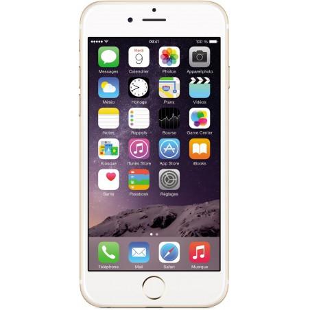 Téléphone portable Apple iPhone 6 / 16 Go / Argent