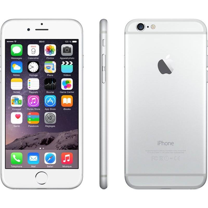Téléphone portable Apple iPhone 6 Plus / 128 Go / Argent