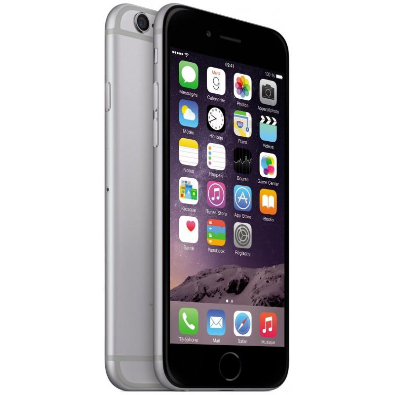t l phone portable apple iphone 6 plus 128 go gris sid ral. Black Bedroom Furniture Sets. Home Design Ideas