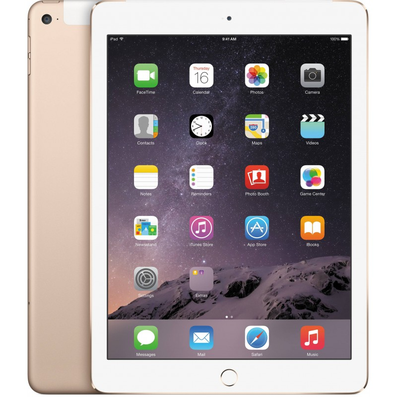 iPad Air 2 Retina 64 Go Wifi + Cellular / Gold