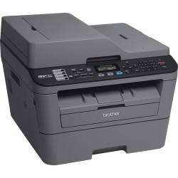 Imprimante Multifonction laser monochrome 4-en-1 Brother MFC-L2700DW