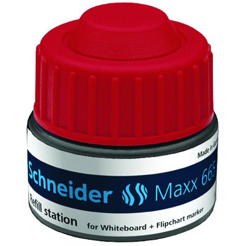 Station de recharge Schneider Maxx 665 / Rouge