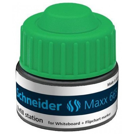 Station de recharge Schneider Maxx 665 / Vert