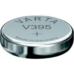 Pile bouton pour montre Varta V395