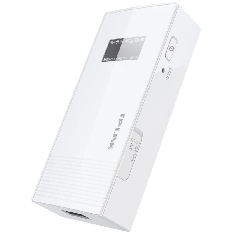 Routeur 3G Wifi + Fonction Power Bank 5200 mAh 2en1
