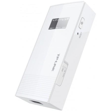 Routeur 3G Wifi + Power Bank 5200 mAh 2en1