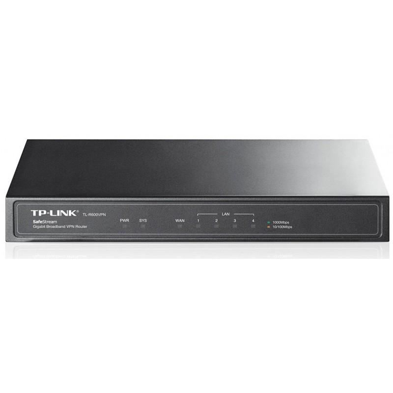 Routeur SafeStream VPN 20 tunnels 4 ports 10/100/1000 Mbps