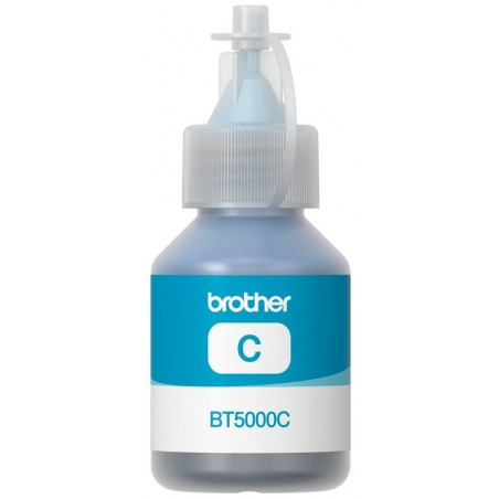 Bouteille d'encre Brother pour DCP-T300-T500 100ml / Cyan