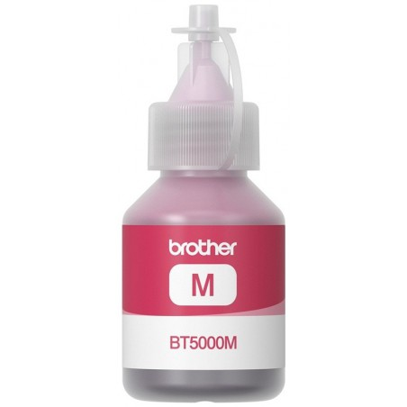 Bouteille d'encre Brother pour DCP-T300-T500 100ml / Magenta