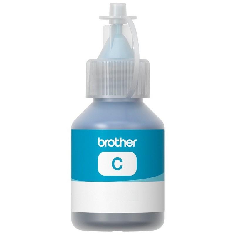 Bouteille d'encre pour Brother 980-985-123 500ml / Bleu