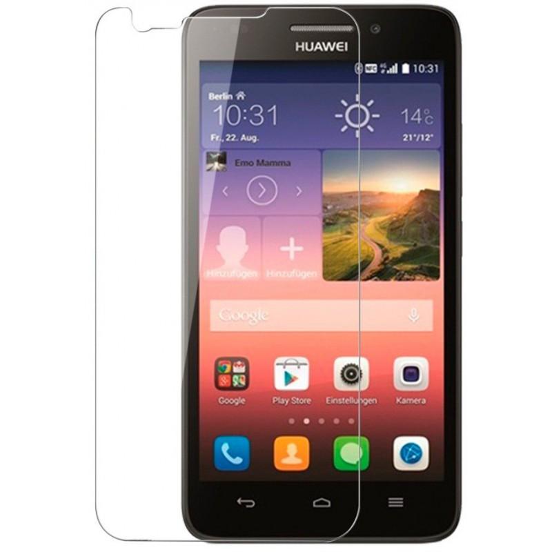 Protection Écran Verre Trempé pour Huawei Ascend Y550