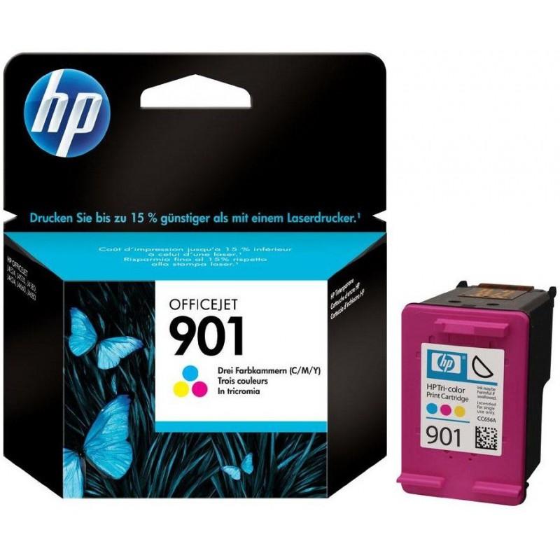 Cartouche HP 901 Couleur Originale