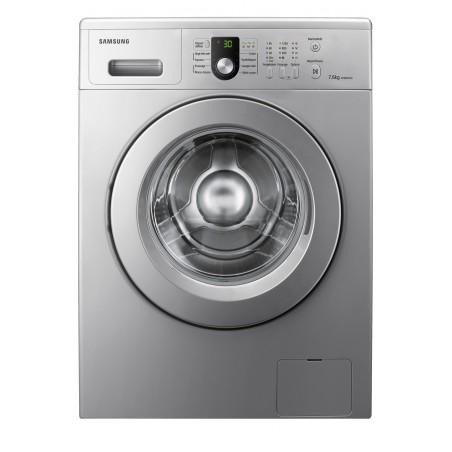 Machine à laver Automatique 7.6 Kg / Silver