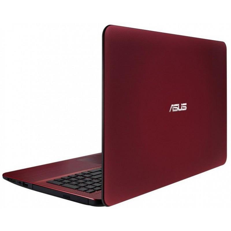 pc portable asus x555la i3 5 g n 4 go rouge. Black Bedroom Furniture Sets. Home Design Ideas