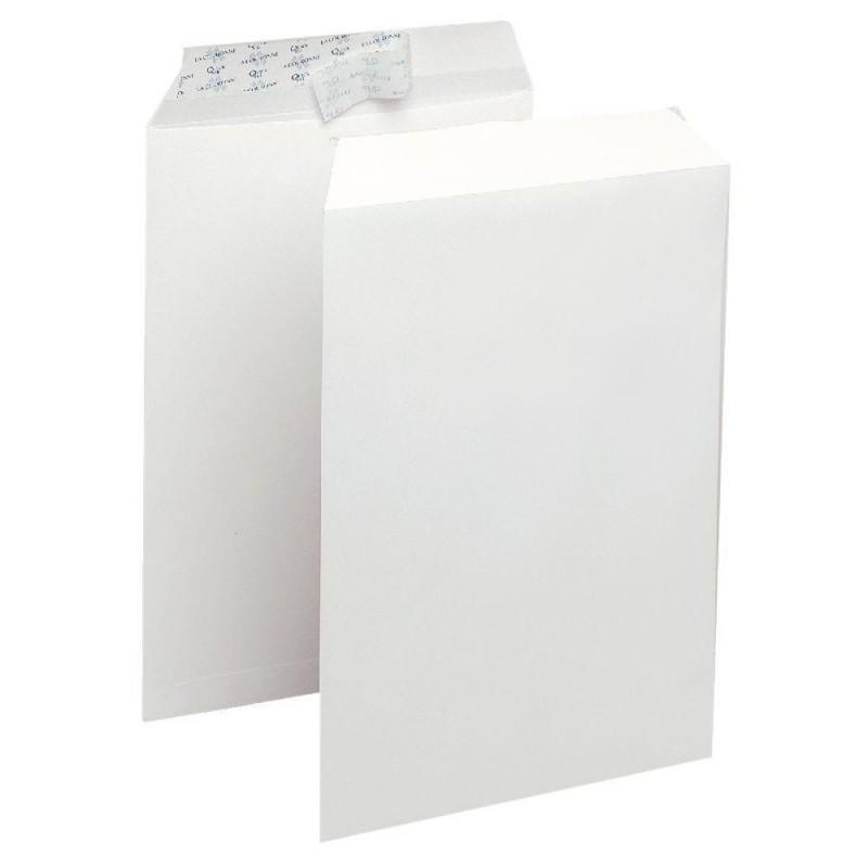 10x Enveloppes Blanc 300 x 400 mm / 90 gr