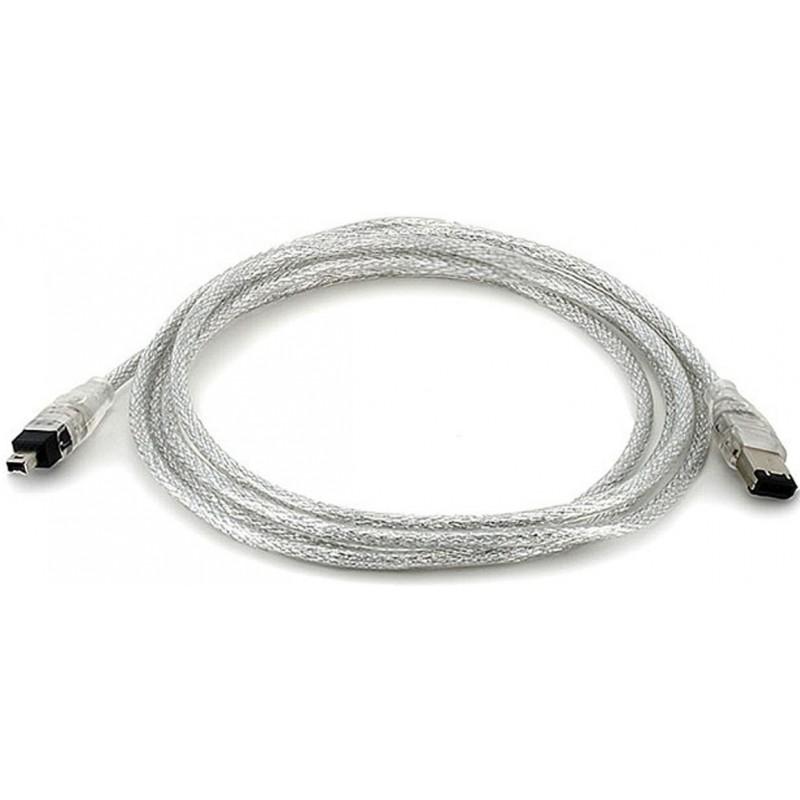 Câble IEEE 1394 FireWire 07 (4Pin / 6Pin)
