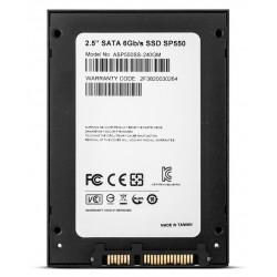 "Disque Dur Adata SSD Premier SP550 / 240 Go / 2.5"" / SATA III"