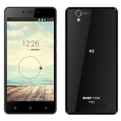 Téléphone Portable Evertek EverMiracle Plus / Double SIM / Noir