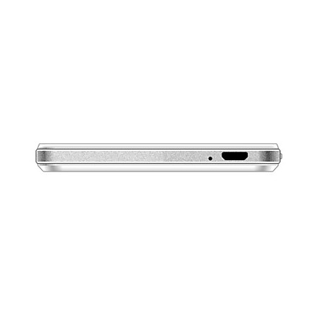 Téléphone Portable Evertek EverMiracle Plus / Double SIM / Blanc