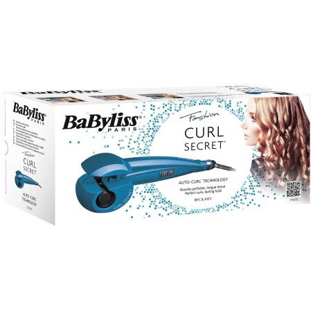 Fer à Boucler Fashion Curl Secret Bleu Babyliss C902PE