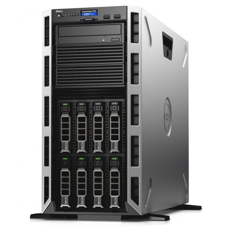 Serveur tour PowerEdge T430 (5U) / 2x 300Go