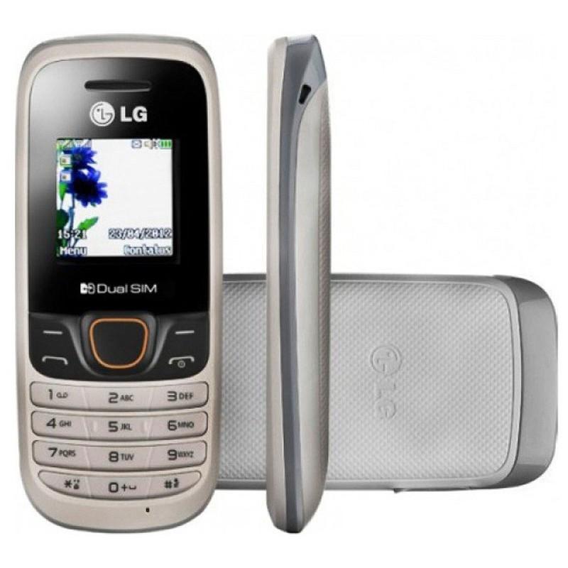 Téléphone Portable LG A1 / Double SIM / Beige + SIM Offerte